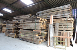 Timber Oak Beams Devon